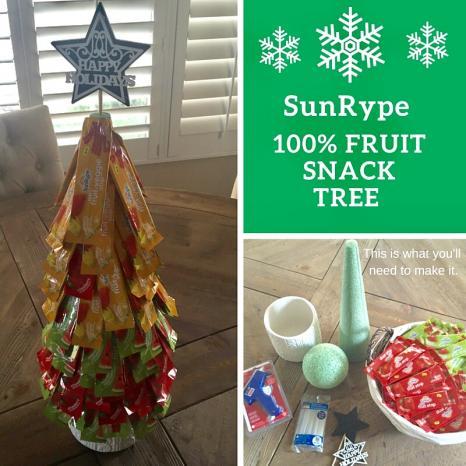 SunRype 100% Fruit Snack Tree | SunRype USA